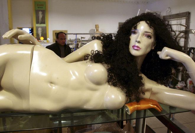 Анорексичные модели: фото