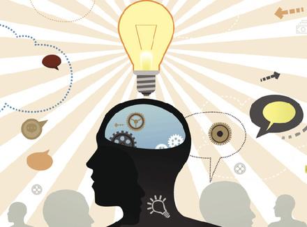 Схема памяти человека
