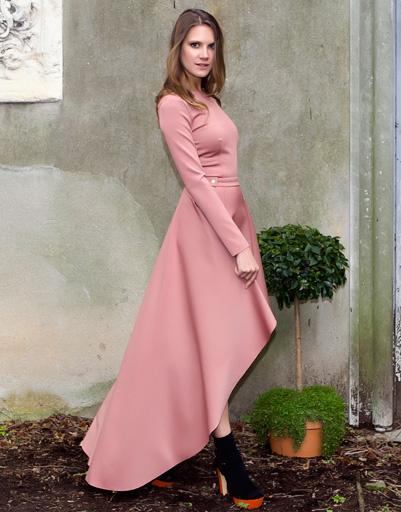 Кира Пластинина создала премиальную линию одежды для it-girls