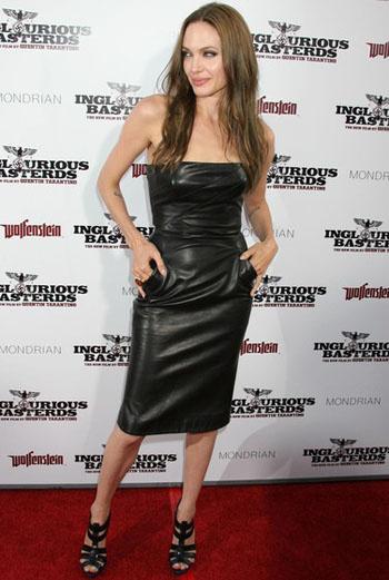 Анджелина Джоли в Michael Kors.