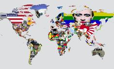карта-угадайка провоцирует раздражение большинства жителей разных стран