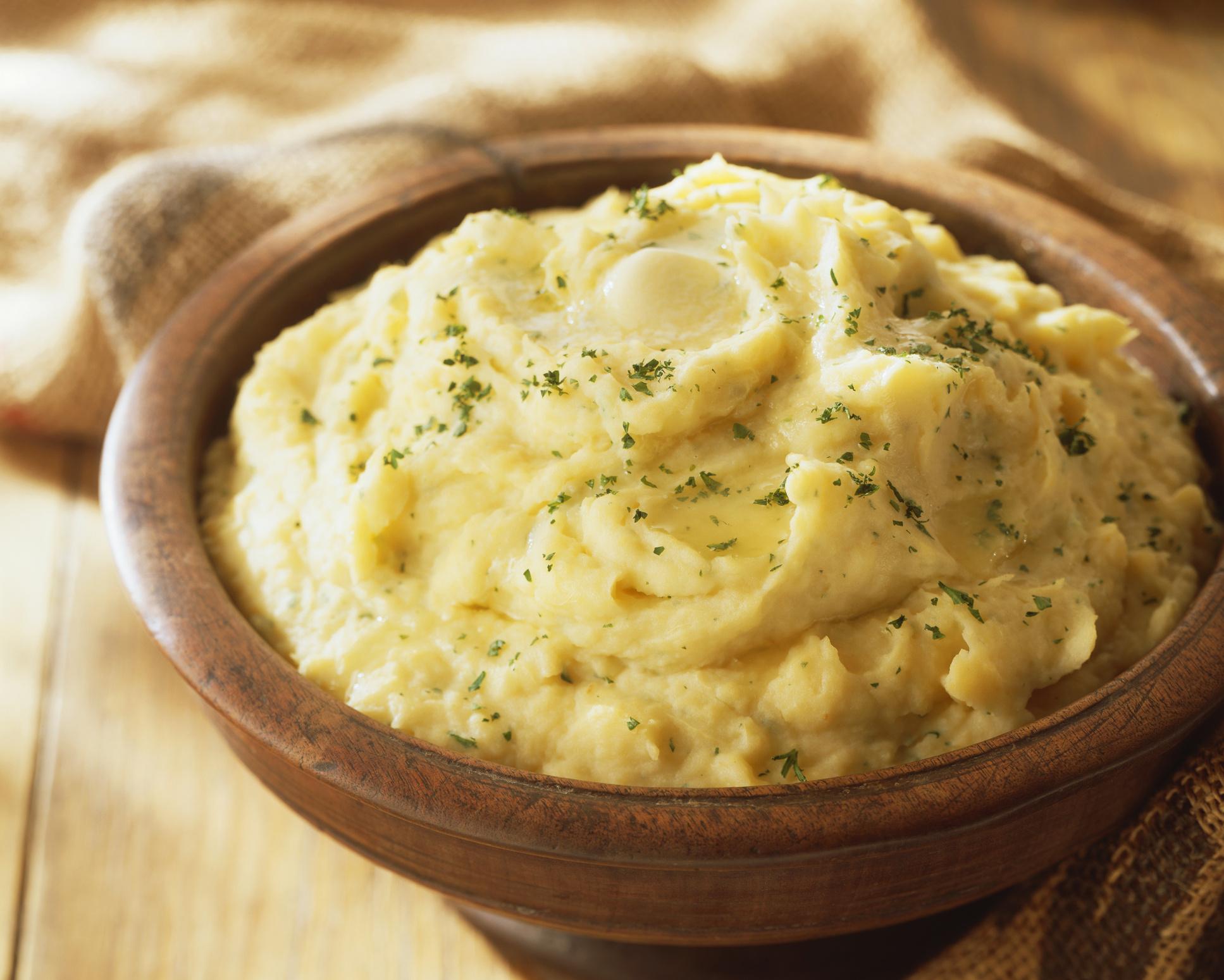 Картофельное пюре ребенку рецепт