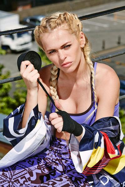 Gym is everywhere: спорт в моде и наоборот   галерея [1] фото [2]