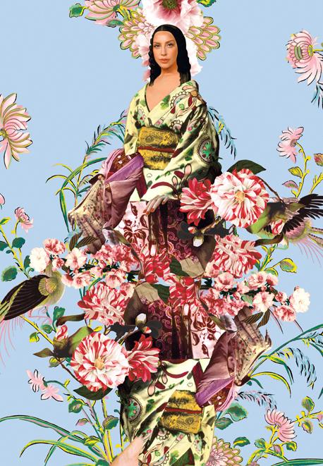 0b6fc2ea847 Известные дизайнеры создали эскизы свадебных платьев для Леди Гаги ...