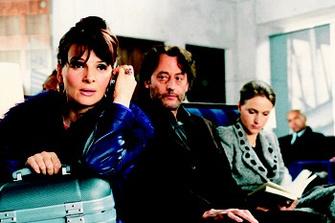 Кадр из фильма «Любовная история».
