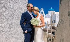 Лена Летучая с мужем отмечают годовщину свадьбы
