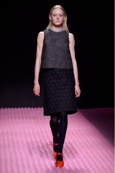 Показ Mary Katrantzou на Неделе моды в Лондоне | галерея [1] фото [8]