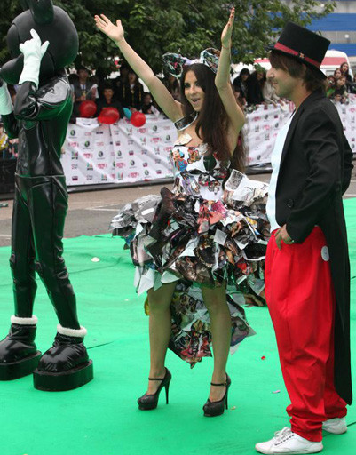 Анна Плетнева на Премии Муз-ТВ
