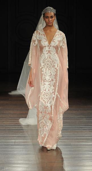 Лучшие коллекции Недели свадебной моды   галерея [5] фото [13]