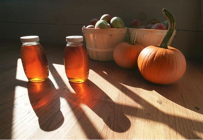 мед с тыквой для лечения печени