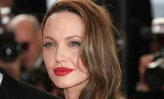 Джоли призналась в любви к «великому и могучему»