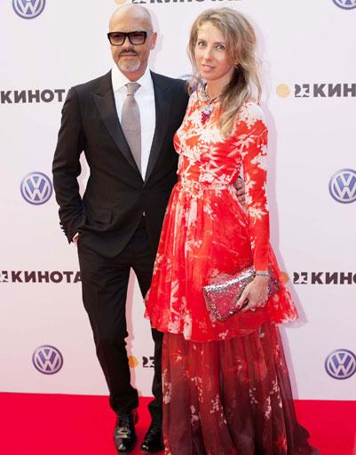 Федор и Светлана Бондарчук