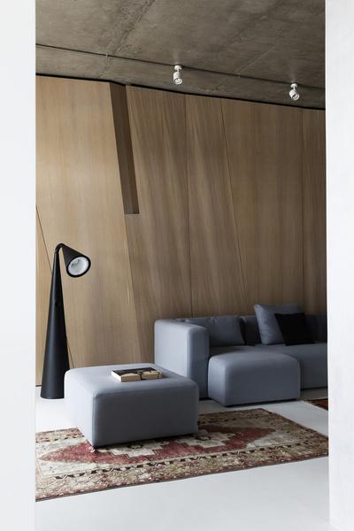 Лучшие интерьеры квартир 2014: вспомнить всё! | галерея [6] фото [3]