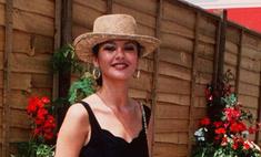 незабываемых фотографий юной кэтрин зеты-джонс