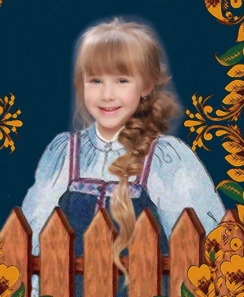 Маргарита Романова, «Уральская краса – русская коса», фото