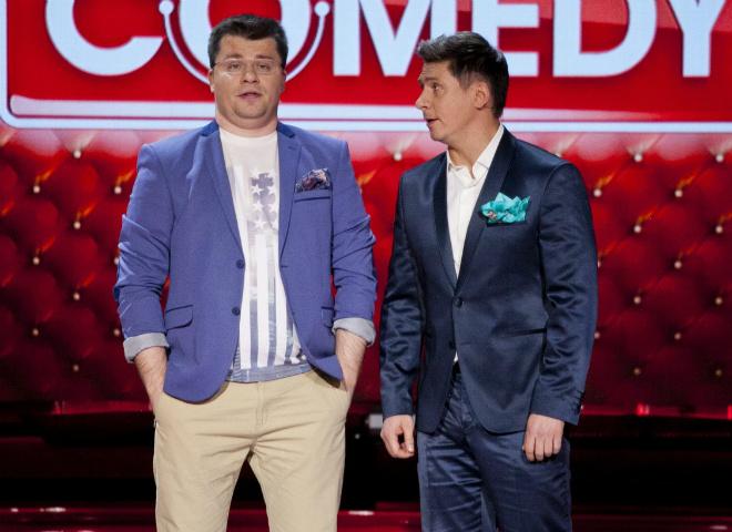 Новый сезон Comedy Club, фото