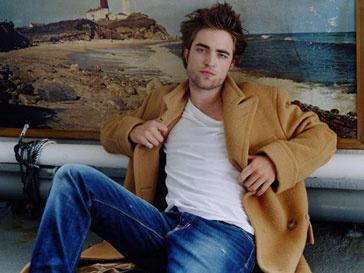 Роберт Паттинсон (Rober Pattinson) не уступает президенту США в рейтинг влиятельности