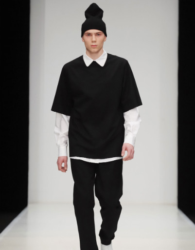 Mercedes-Benz Fashion Week Russia: LEONID ALEXEEV, осень-зима 2012/13