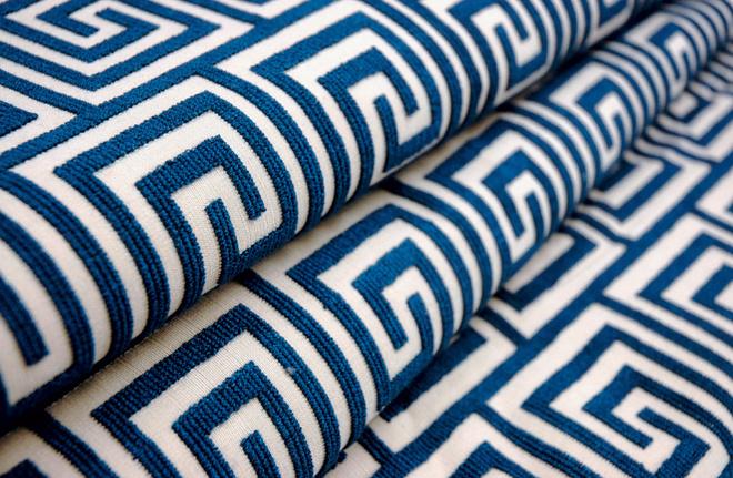 Ткань из коллекции Philip Gorrivan, Duralee Fabrics, компания «Кадо».
