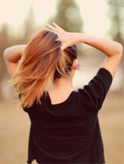 Маска для питания волос