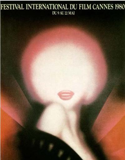 Постер Каннского фестиваля-1980