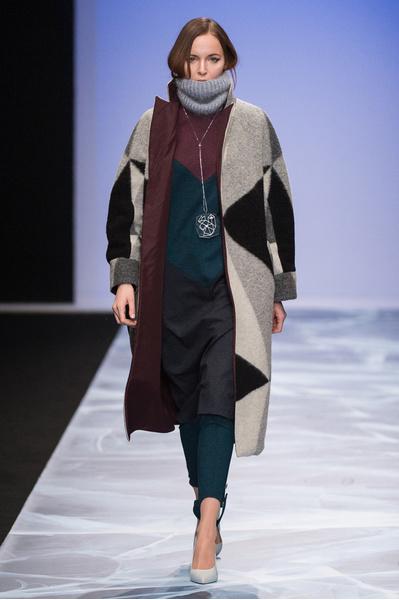 Victoria Andreyanova осень-зима 2016/17