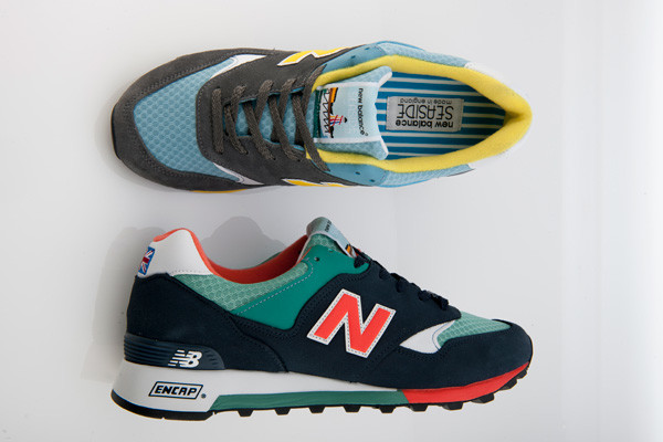 Кроссовки New Balance Seaside весна-лето 2014