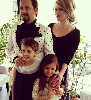фото стас михайлов с семьей