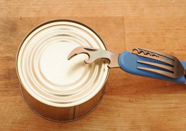 Методы открывания консервных банок