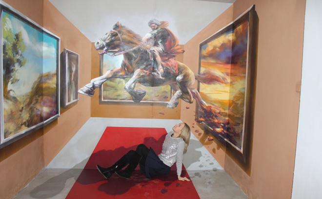 Выставка «Селфи Хаус»