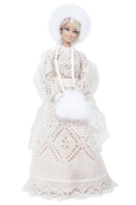 Кукла Barbie от Анастасии Романцовой