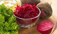 Украсьте блюдо яркими красками свекольного маринада