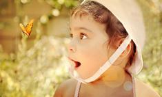 6 идей, как познакомить малыша с природой