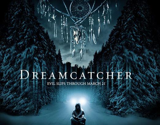 Ловец снов, фильм ужасов