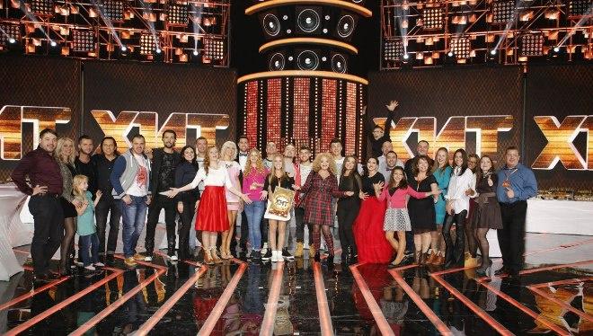 Все участники финала шоу «Хит»