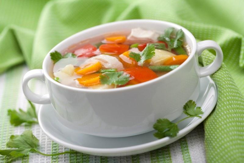 Диета боннский суп меню