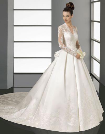Свадебное платье Aire Barcelona, весна-лето 2012