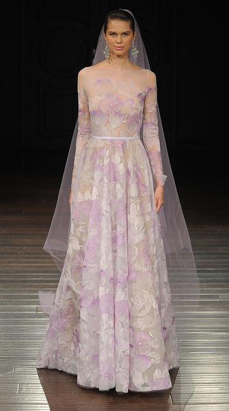 Лучшие коллекции Недели свадебной моды   галерея [5] фото [23]