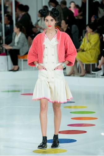 Показ круизной коллекции Chanel в Сеуле | галерея [1] фото [52]