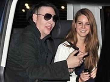 Лана Дель Рей и Мэрилин Мэнсон (Lana Del Rey / Marilyn Manson)