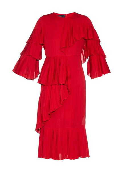 100 самых красивых платьев из осенних коллекций | галерея [1] фото [77]