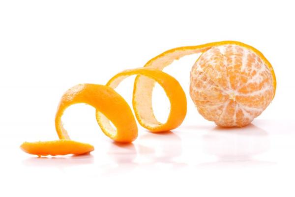 Апельсиновые корки: рецепт