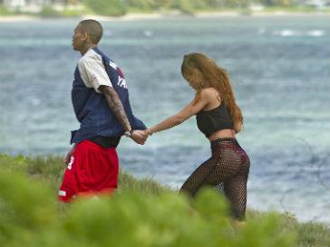 Крис Браун (Chris Brown) и Рианна (Rihanna)