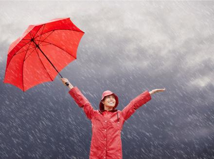 Радоваться жизни снова, несмотря на невзгоды