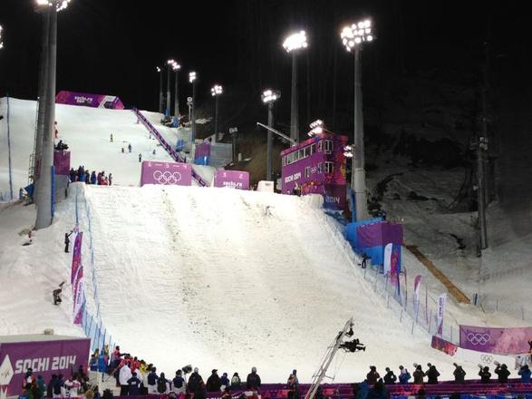 Александра Пацкевич, Олимпиада в Сочи 2014