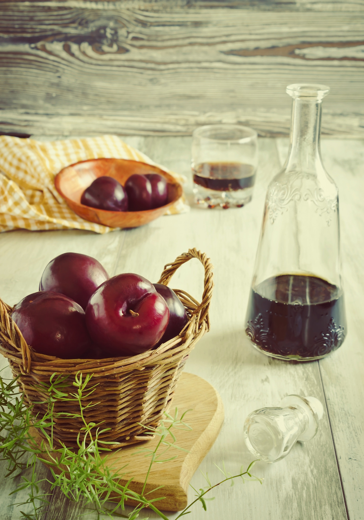 Настойка из алычи в домашних условиях рецепт