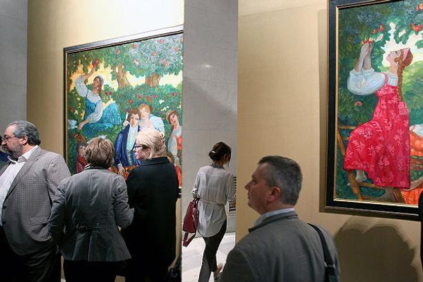 Выставка собрание Майи и Анатолия Беккерман
