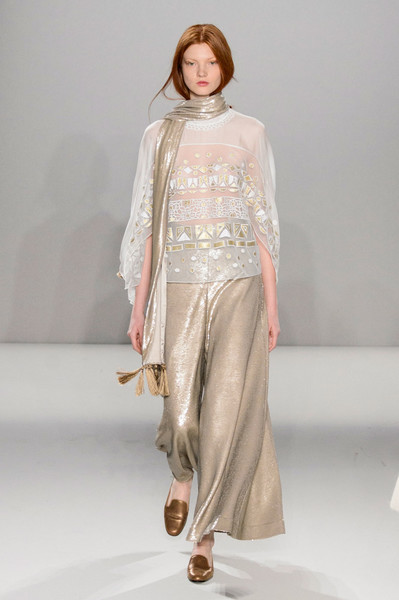 Неделя моды в Лондоне: 22 февраля   галерея [2] фото [3]