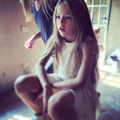 откровенные видео русских юнных девочек
