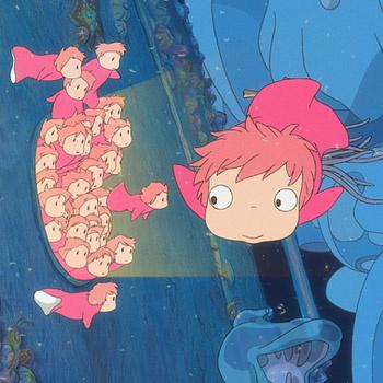 Самый детский и самый сказочный мультфильм Миядзаки.